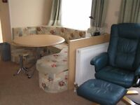 2007 Sited Cosalt Coaster Static caravan for sale in the beautiful Scottish Highlands