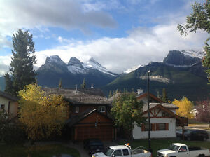 WINTER RENTAL - FULLY FURNISHED ALPINE HOME IN CANMORE