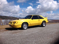 Sell or Trade - 1985 Ford Mustang GT Cobra
