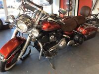 Delivery Available Stunning Harley Davidson Roadking 1340cc Low Mileage Road King