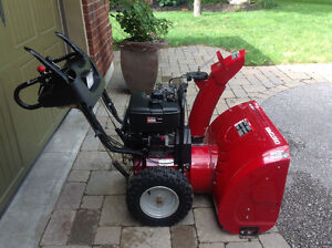 "Sears Craftsman 11HP 30"" Snowblower for sale"
