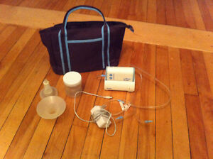 Single Electric Breast Pump West Island Greater Montréal image 1