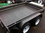NEW 9X6 BOX TRAILER IN STOCK AVAILABLE WITH NO DEPOSIT FINANCE Southport Gold Coast City Preview