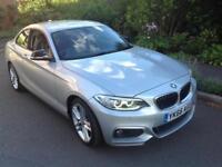 BMW 218 2.0TD ( 150bhp ) ( s/s ) 2016MY d Sport