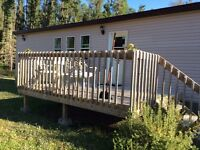 REDUCED FOR QUICK SALE Must be Moved 12X47 Home (Not trailer)