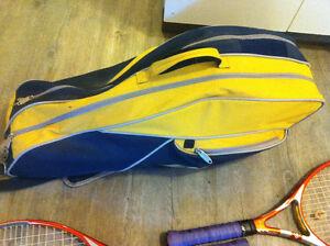 Tennis squash badminton racquets Prince George British Columbia image 7