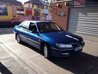 PEUGEOT 406 2.0 HDI rapier ONLY 128000 MILES