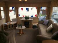 Static Caravan Nr Clacton-on-Sea Essex 2 Bedrooms 6 Berth Cosalt Balmoral 2003