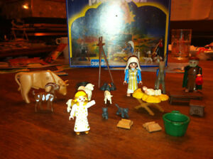 Playmobil   Nativity  scene  #  3996