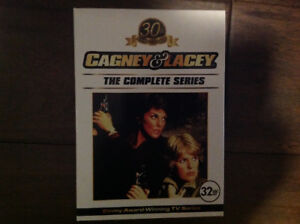 CAGNEY AND LACEY COMPLETE SERIES