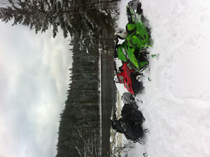 Skidoo polaris 750 turbo switchback