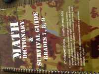 Math Dictionary and Survival Guide