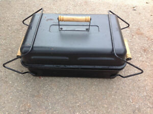 Portable bbq propaine - great condition