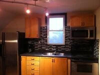 Fully renovated 2 bedroom upper duplex