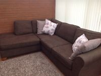 M&s corner sofa