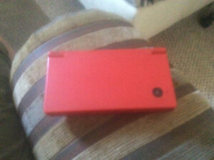 Red Dsi perfect condition
