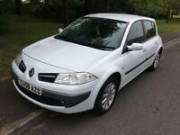 2008 Renault Megane 1.5 DCI Dynamique-1 owner-12 months mot-£30 tax-service history-great economy