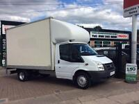 2012 12 FORD TRANSIT 2.4 350 E/F DRW LUTON 115 BHP TAIL LIFT CHOICE DIESEL