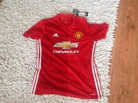 Manchester United Shirt Brand New With Tags Size Medium