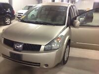 ***PRICE REDUCED - 2004 Nissan Quest S Minivan, Van