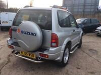 Suzuki Grand Vitara 1.6 SE **FINANCE AVAILABLE**