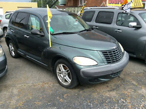2003 Chrysler PT Cruiser Automatique bas millage Bicorps