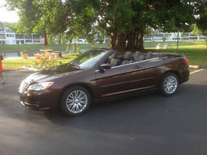 2013 Chrysler 200-Series Cabriolet