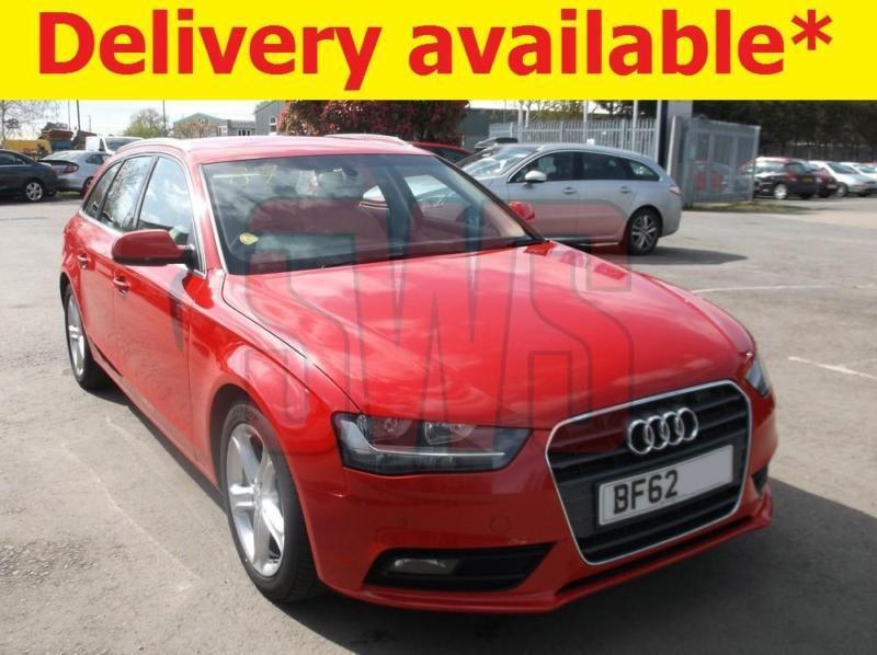 2012 audi a4 2 0 tdi avant manual in tewkesbury. Black Bedroom Furniture Sets. Home Design Ideas