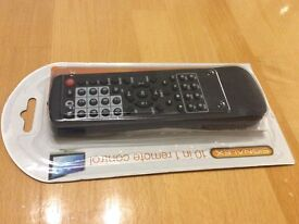 Remote control 10 in one new