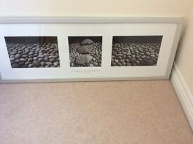 Large 'Pebbles' Picture.