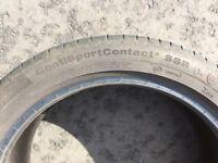 4 run flat tyres 225/45R18Y