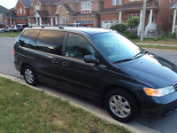 2004 Honda Odyssey Mini Van for sale