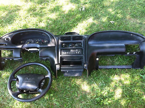 Complete dash assembly 94 mustang