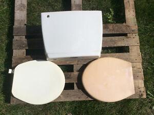Crane toilet bowl, tank and lid / Homart toilet tank Kingston Kingston Area image 2