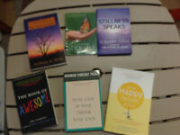 Books on Spiritual Advancement and interest