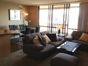 Large and Bright 1 bedroom Apartment - 2 minute walk to UofA