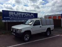 TOYOTA HILUX-4X4**NOW SOLD**