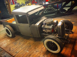 1931 Chevrolet pickup truck hot rod