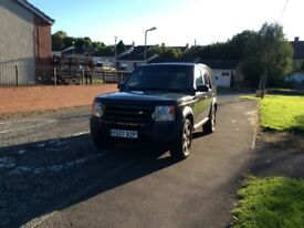 LANDROVER DISCOVERY (7seater)