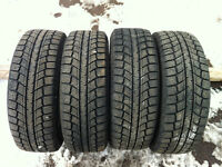 P185/65R14 WEATHERMATE ARTIC TIRES