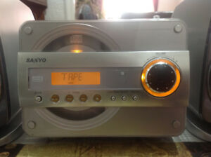 SANYO audio system