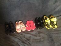 Job Lot car boot bundle kids shoes, Heelys, dr martens, Lelli Kelly, Tap shoes etc