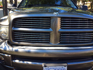Vancouver 2005 Dodge Power Ram 1500 Pickup Truck & new canopy