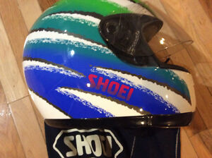 FS:Shoei  helmet, size large in mint condition