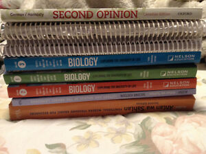 Health Sciences UWO Bundle - First Year Textbooks