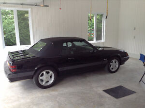 Ford Mustang GT 1986 Cabriolet