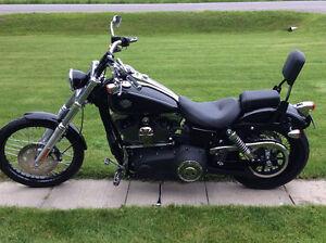 2010 Harley Davidson Dyna Wideglide