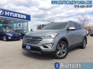 2014 Hyundai Santa Fe XL 3.3L FWD  - 3rd Row - Bluetooth - $125.