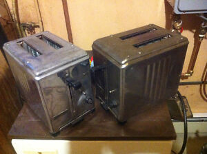 Commercial 2 slice toasters