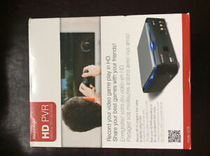 Hauppauge HD PVR Personal HDTV Recorder in excellent condition